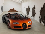 bugatti veyron that's a piece of art