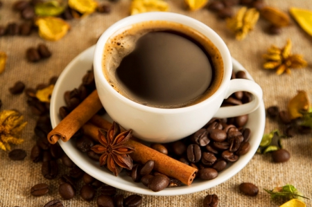 Morning coffee - Other & Abstract Background Wallpapers on Desktop ...
