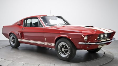 Ford-Mustang-Shelby-GT350-1967 - super car, Ford-Mustang, Shelby, 1967, GT350
