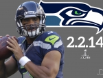 Russell Wilson Super Bowl 2014