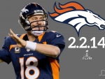 Peyton Manning Super Bowl 2014