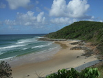 Noosa Beach Nationalpark