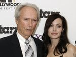 Angelina Jolie & Clint Eastwood