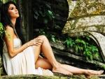 Brunettes woman Nicole Scherzinger