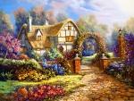 Wiltshire gardens