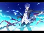 The Lightning of Izanagi Narukami yu