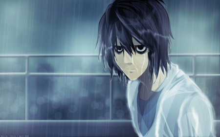 standing in the rain other anime background wallpapers on