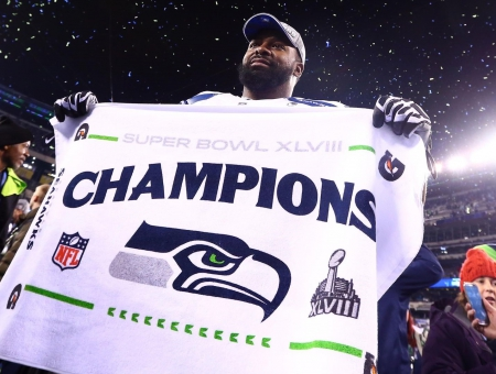 Super Bowl Champion Seahawks - Super Bowl Champions, seattle seahawks, seahawks, Super Bowl Champion Seahawks