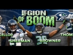 Seahawks Legion of BOOM