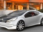 2010 Kia Ray Concept Car