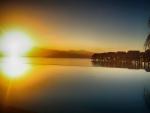 Moorea Sunset South Polynesia