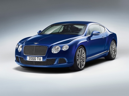 Bently - drive, Bently, car, wheel, blue