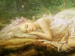Sleeping-Fantasy-Girl