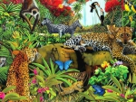 ★Wildlife in the Forest★
