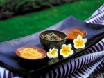 Spices and Flowers Bora Bora