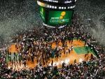 World Champion Boston Celtics