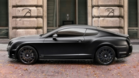 2010 Bentley Continental GT Bullet by Topcar - Bullet, GT, Cars, Bentley, Continental