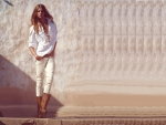 Cowgirl Model