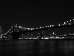 Brooklyn Bridge - Firefly-style