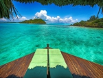 Private Island Bliss Bora Bora