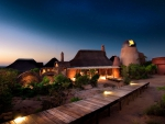 Safari Game Lodge Retreat South Africa