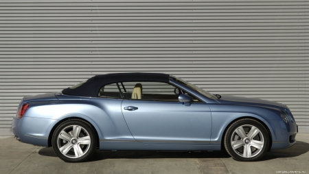 2006 Bentley Continental GTC - GTC, Cars, Bentley, Continental, Sports