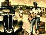 road weary blues