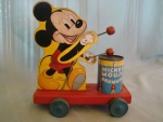 collecting vintage mickey mouse antiques