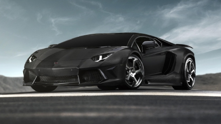 Mansory Carbonado Based On Lamborghini Aventador LP700