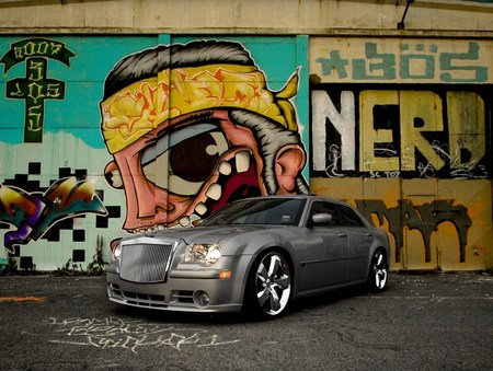 Chrysler 300C - 300c, tuning, car, chrysler