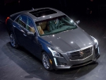The New Cadillac CTS Revealed