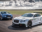 Bentley Continental GT3 and GTC