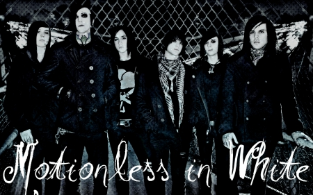 motionless in white - l, i, k, m