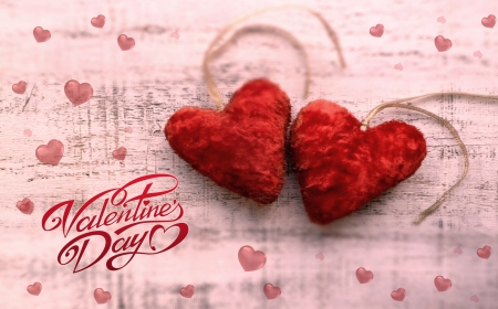 Happy Valentine's Day - valentines, valentines day, red, red hearts, hearts, happy valentines day, happy, love, heart, red heart, day, couple