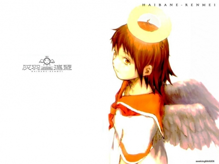 Haibane Renmei Haibane Renmei Anime Background