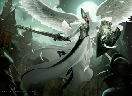 Angelic Overseer Other Video Games Background Wallpapers On