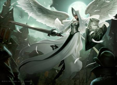 Angelic Overseer Previous MTG Angels