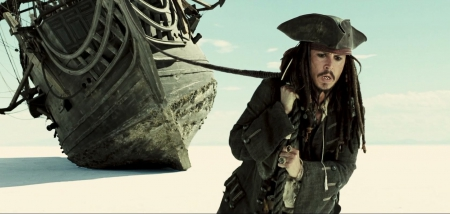 Captain Jack Sparrow - Movies