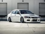 Mitsubishi-Evolution