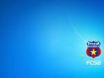 Wallpaper FC Steaua Windows 7