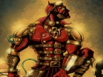 Steampunk Daredevil