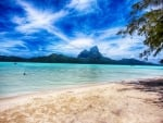 Bora Bora South Pacific Paradise Island
