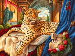 Roman leopard