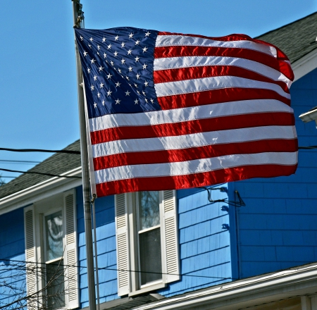 Old Glory - stars and stripes, patriotism, american flag, Old Glory