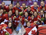 Canada's Olympic Woman's Hockey