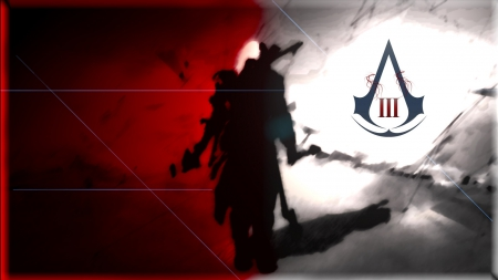 assassins blade - assassins creed, video games, ac3, abstract, hidden blade, blood
