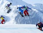 Sochi Olympics Snowboard Cross