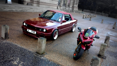 E30 & Motorbike - colourcodedwheels, calypso red, raja uzi khan, 16 x 9 wheels, e30 london, par e30, e30 wallpaper, ruk technology, kream developments, kream e30, e30, calypso red bike, e30 motorsport, wide 30, calypso red bmw, e30 kawasaki, e30 par, calypso e30, calypso wheels, calypso red e30, bmw classic, superbike bmw, k77par, borbet b, classic bmw, e30 convertible, e30 calypso, bbs, famous e30, e30 red roof, hyper bike bmw, color coded wheels, borbet a, e30 superbike, german bmw, bmw bike, e30 bike, deep dish, deep dish wheels, slammed e30, ruk technology bmw, bmw hyper bike, bbs wheels, bmw superbike, london e30, e30 calypso red, red roof e30, borbet wheels, ruk technology e30, kream