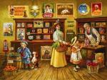 Grocer's Shop