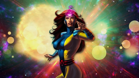 Jean Grey Other Abstract Background Wallpapers On